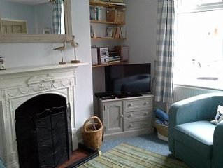 Amber Cottage 3 Bed  Cottage Sleeps 6,  open fire , In Snettisham, North Norfolk