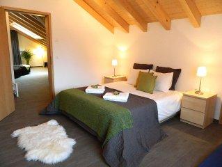 Wonderful 1 Bedroom Apartment Set In The Stunning Lauterbrunnen Valley