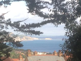 'A gem of a cottage' for 4 near Lyme Regis recommended by 100% of our guests