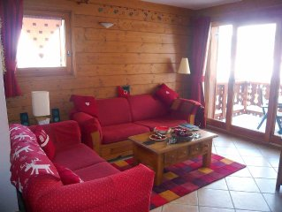 Luxury MGM Chalet Apartment in Les Carroz, Grand Massif