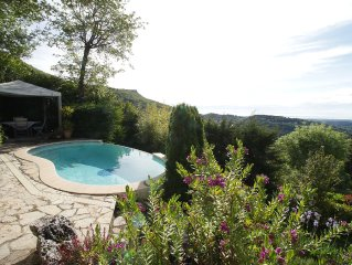 Special offer Beautiful villa with pool, panoramic views & peaceful environment