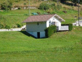 Chalet de montagne à La Bresse Hautes Vosges  labellisé 'Famille Plus'