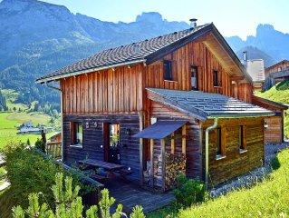 Traumhaft gelegenes Ferienhaus, mit grandioser Aussicht zur Bischofsmutze