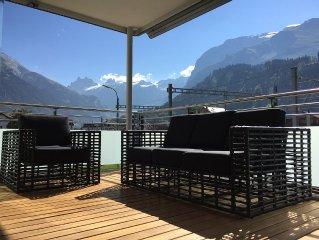 Zentrale familienfreundliche Wohnung im Herzen der Schweiz