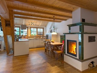 5 * luxury apartment | Hochschwarzwald Card | sauna | Wi-Fi | Titisee