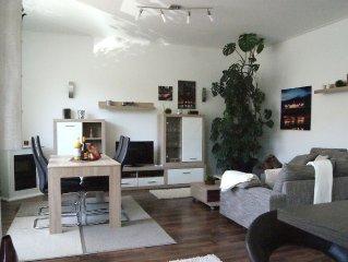 SeeSicht 1 schöne 90 qm Maisonettewohnung mit Seeblick
