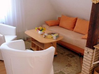 Comfortable 3 star apartment on the outskirts of Freiburg.