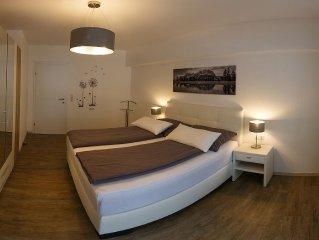 Charmantes neues Appartement mitten in St. Johann in Tirol