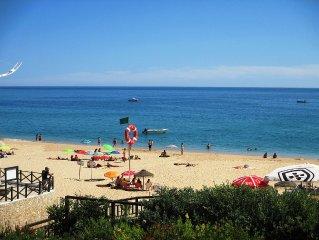 Ferienwohnung mit Meerblick direkt am Strand