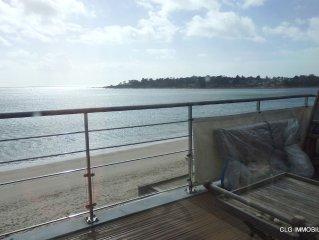Appartement avec vue imprenable sur l'ocean et acces plage