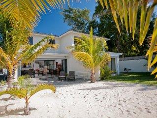 VILLA ON PARADISE BEACH A PARTIR DE 210 EURO Pointe d'Esny