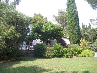 Villa mer 8mn a pied a Cabasson, Bormes-les-Mimosas