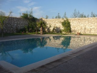 house with swimming pool 15 minutes from Essaouira Ghrazoa