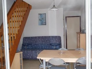 Location appartement dans residence Souaribes a LUZ SAINT SAUVEUR (65)