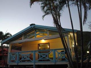 Bougainvillier du soleil (bungalow)