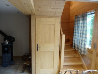 Appartement neuf (2013) *** ,  tres calme, proche des stations de ski,