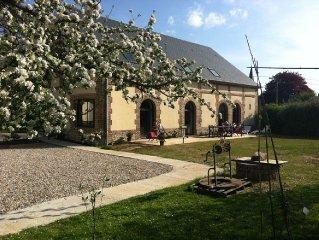 Gîte La Bottinière à Grigneuseville