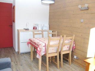 Appartement 4 personnes a AVORIAZ, secteur Falaise - Le Douchka