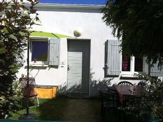 House 8 pers 3 *** sea beach 50m heated pool jacuzzi 37 private