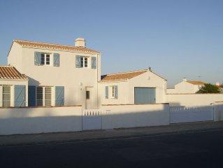 Villa neuve a 800m de la plage située sur l'île de Noirmoutier à Barbatre