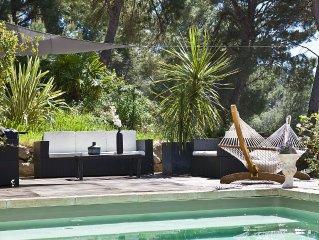 meuble de Tourisme classe 5 etoiles proche d'Aix en Provence et de Marseille