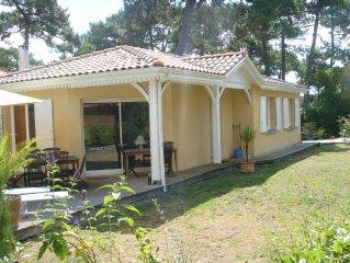 PROMOTION POSSIBLE POUR LES SEMAINES RESTANTE -Villa au coeur de la ville