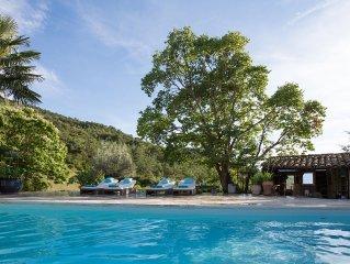 La piscine - Le Loft de la Grange de Fer