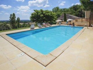 PROMO JUILLET Ancienne Maison de Vigneron piscine privee pour 14pers. modulable