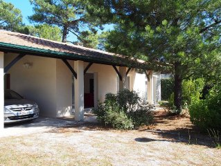 3 bedroom house in quiet area 10 minutes from the beach