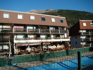 Beautiful duplex apartment 3 + kb night - 63m2 - the slopes - facing south