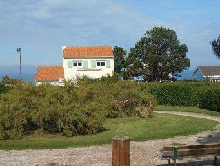 Villa vue imprenable sur la mer, dans une région touristique
