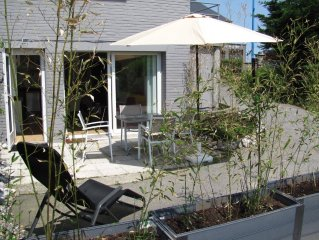 42 m² avec terrasse à 50m de la plage de pourville sur mer