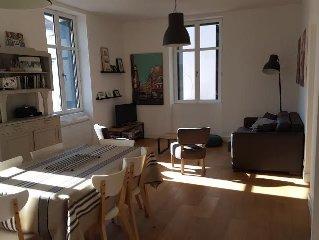 Appartement refait à neuf, lumineux, centre Saint Jean de Luz