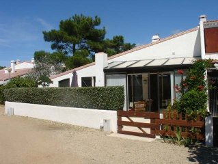 The Metiviers House, 200m from the beach, 6 / to