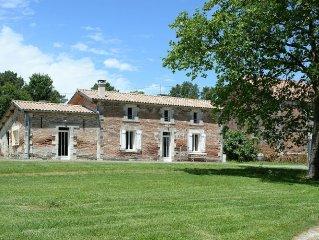 Gîte de la Guirandole en Dordogne en Périgord Blanc à Eygurande et Gardedeuil