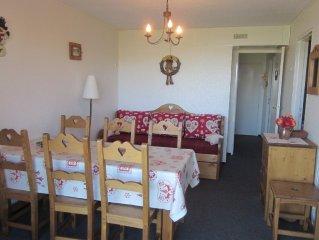 Appartement 1 chambre et 1 alcove au CORBIER (73-Savoie)