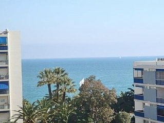 Bel appt avec vue imprenable/la mer,Cagnes/mer ds la region PACA