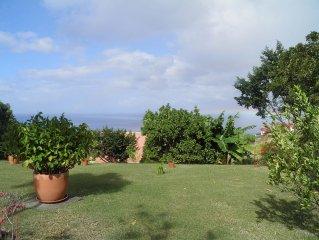 Villa T4 - vue mer - bel environnement