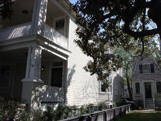 Charming Cottage in Historic Charleston