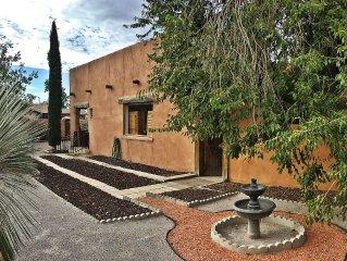 Casa Solano- Authentic Southwestern Adobe Steps From NMSU!