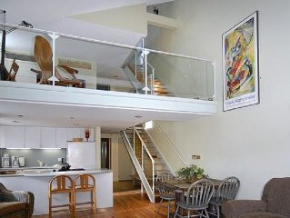 Modern 3 bdrm, 3 bath, 3 floor Condo with amenities galore in a GREAT location!