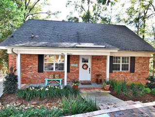 Adorable Fairhope Cottage, Walking Distance To Town And Bay Access