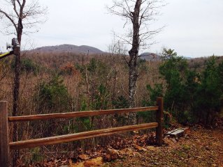 Beautiful Long Range Mountain Views
