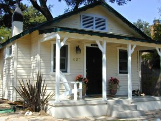 Historic 1918 Craftsman with Easy Walk to Downtown Square
