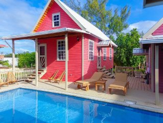 Travel to Belize Now! Brand New Cottage With A Pool