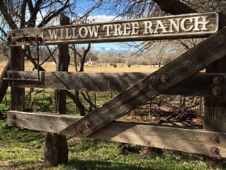 Ranch provides Peace and Quiet on Oak Creek near Sedona