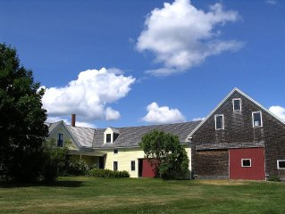 Maine Saltwater Farmhouse