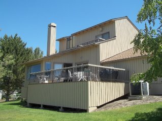 3 Bedroom, Single Family Home On The 15th Fairway On The Resort Side