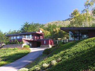 Estate Property on the Big Sur Coast (full access from highway)