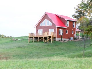 Anderson Creek Cabins near Patoka Lake
